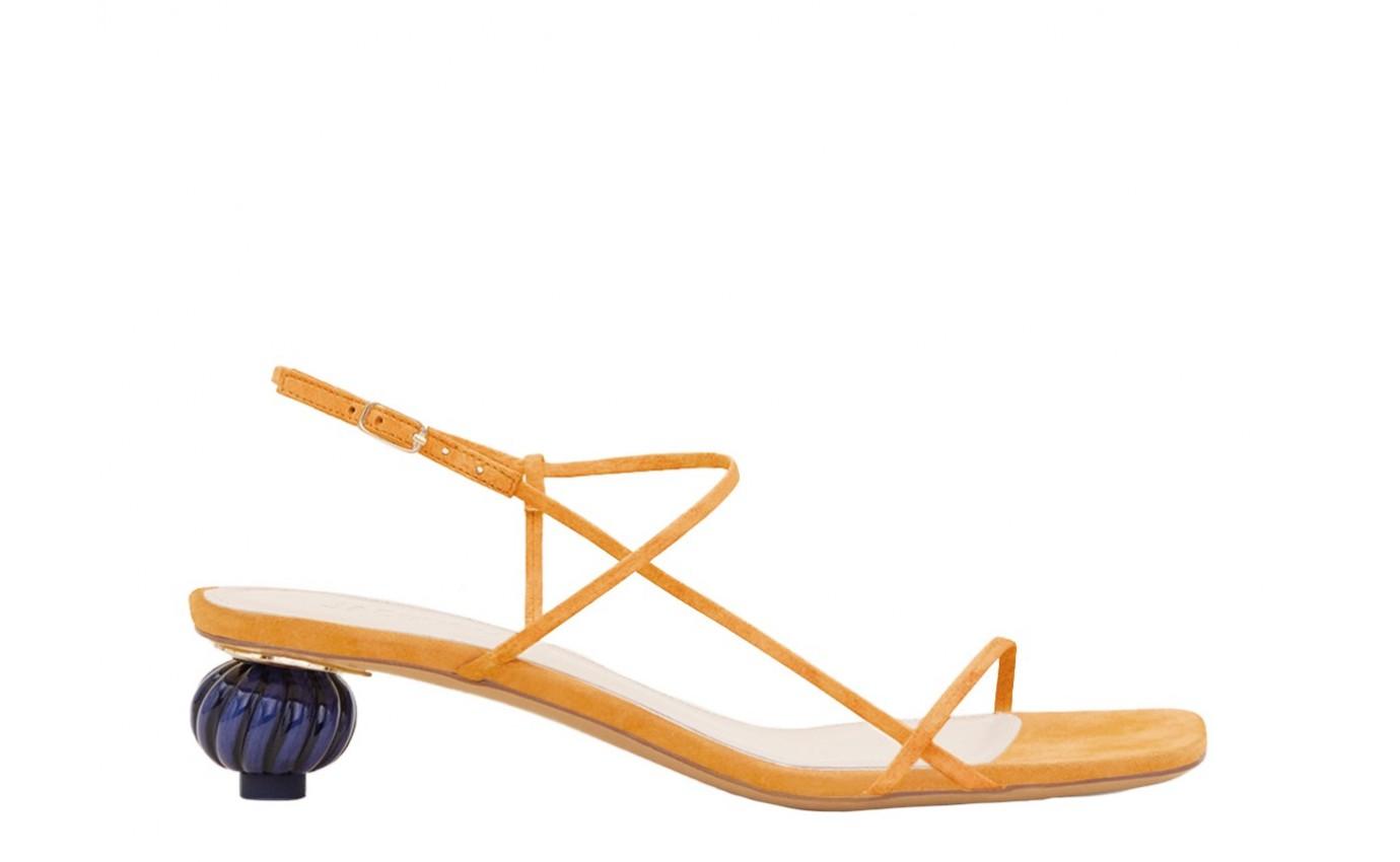 Chaussure JACQUEMUS MANOSQUE Orange