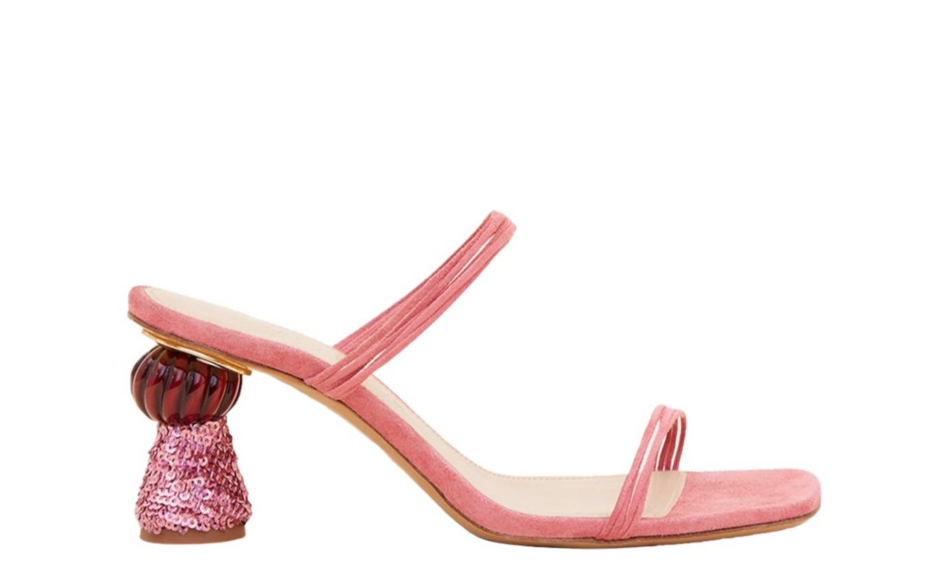 Chaussure JACQUEMUS VALLENA Rose