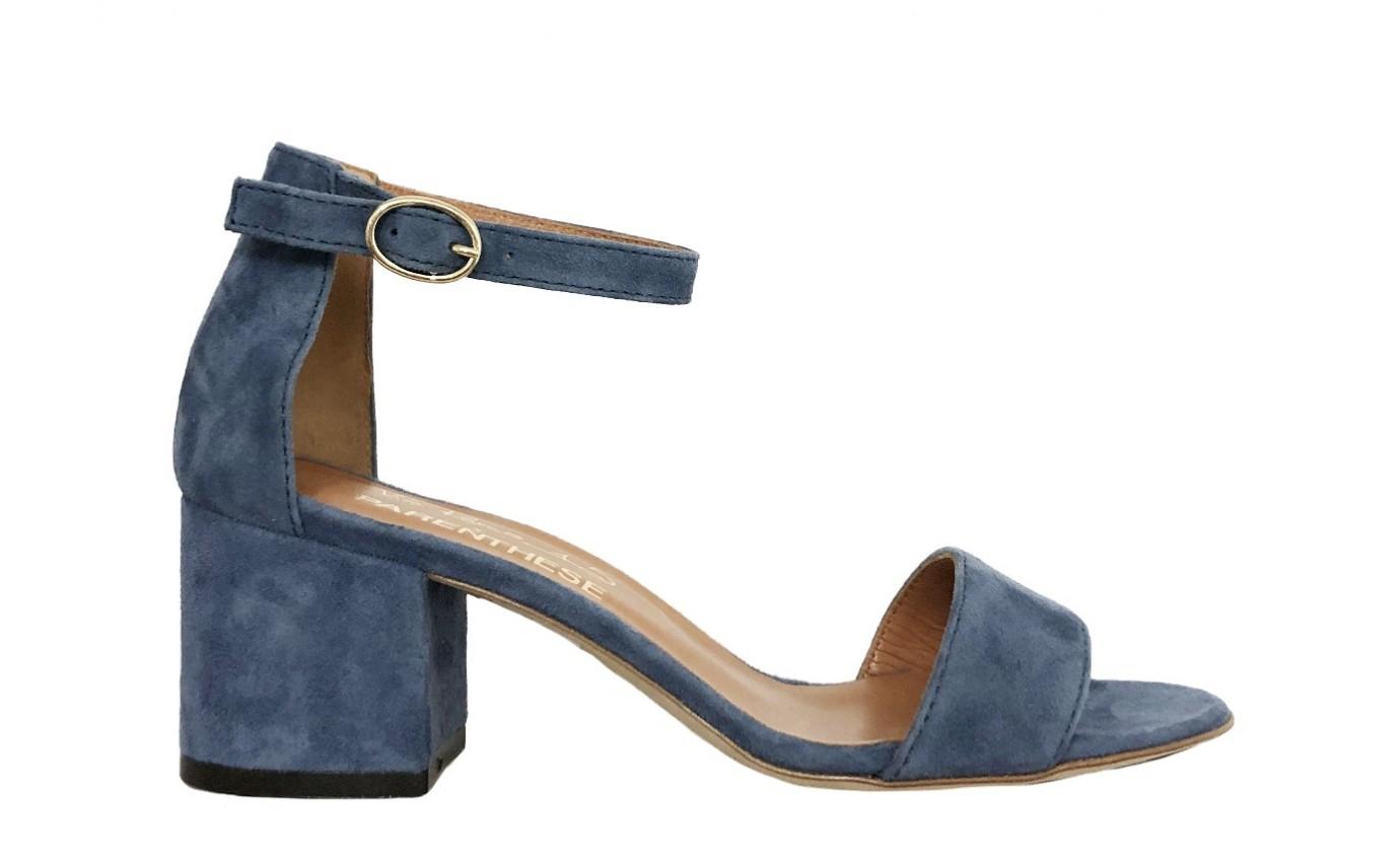 Chaussure PARENTHESE SUMMER SANDALE 5 Bleu Jean