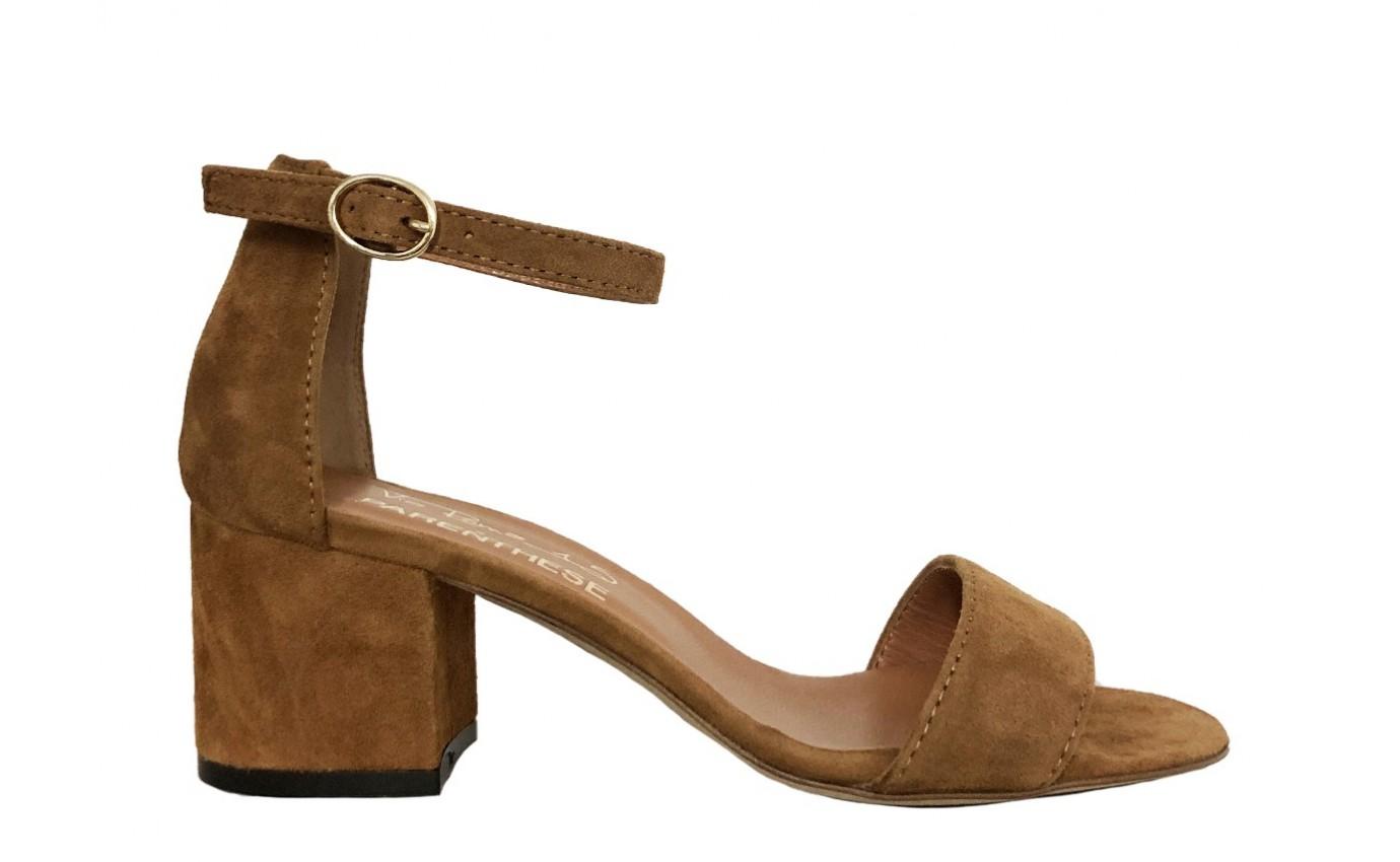 Chaussure PARENTHESE SUMMER SANDALE 5 Gold