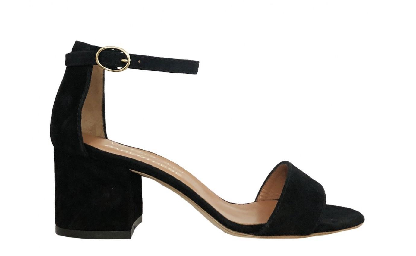 Chaussure PARENTHESE SUMMER SANDALE 5 Noir
