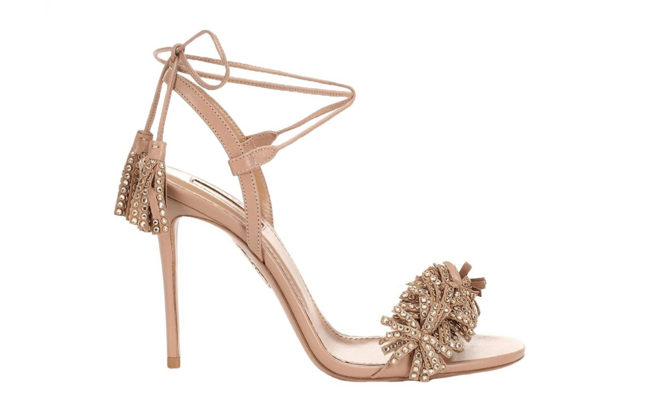 AQUAZZURA WILD CRYSTAL