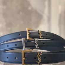 Dans toutes les largeurs ou couleur de logo , la ceinture YSL !!  Vous préférez laquelle ?   #beltbuckle #yslbelt #parenthesebordeaux