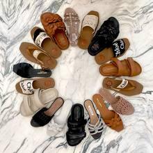 Une Marguerite fait le printemps 🌼... et vous vous préférez quelles sandales plates ? Nous on les aime toutes , un peu , beaucoup, à la folie !!   #sandalesplates #summervibes #weekend #parenthesebordeaux #parentheseaddict